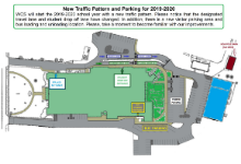 WCS New Traffic and Parking Map