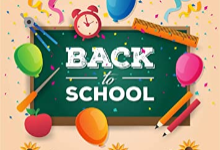 Back to School Newsletter 2020-21